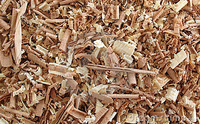 5 wood shavings