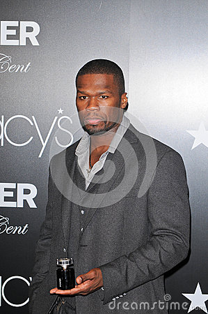 50 Cent Editorial Stock Image