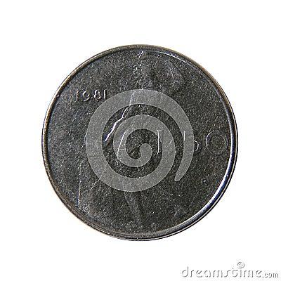 50 Italian Lire