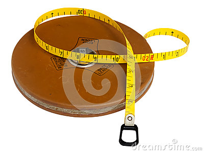 50 metre length tape measure