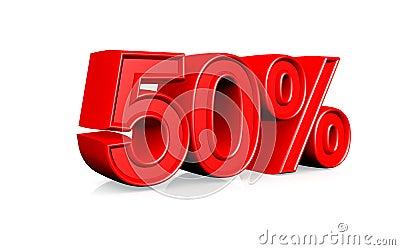50 Percents