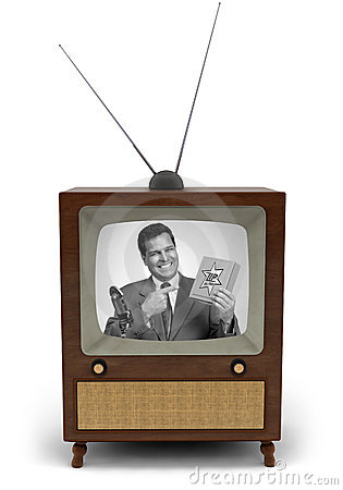 Free 50 S TV Commercial Stock Photo - 5840580