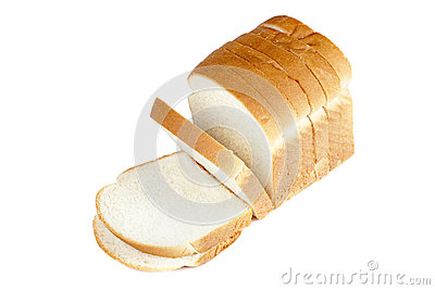 50 sliced loaf of bread