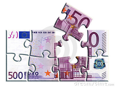 500 euro banknote puzzle