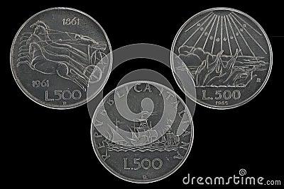 500 lire silver coins 2