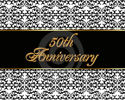 Golden Anniversary Invitations Templates was perfect invitations ideas