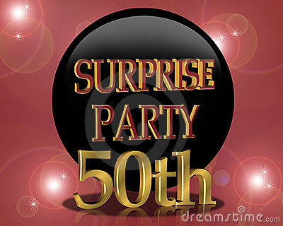 surprise birthday party clip art. +50th+irthday+party+ideas