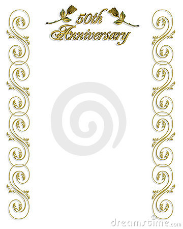 50th anniversary card free stock photos stockfreeimages