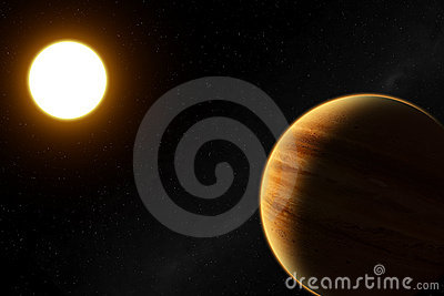 51 Peg b extrasolar planet