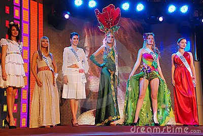 The 51st miss international beauty pageant 2011 Editorial Stock Photo