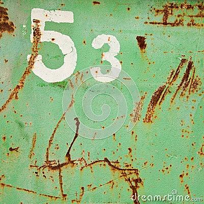 53 grunge number