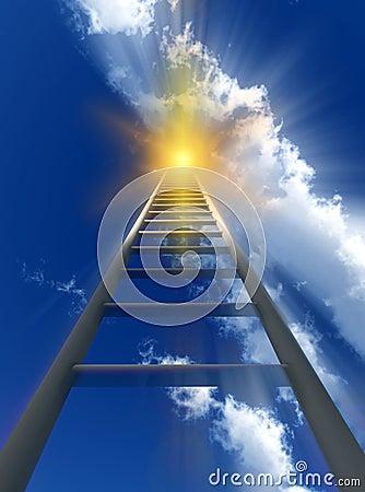 对天堂56的楼梯