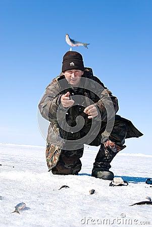 The 5th Baikal Fishing Editorial Photo