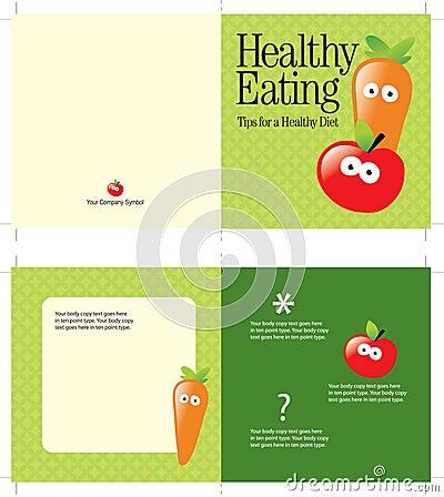5x10 Brochure Template