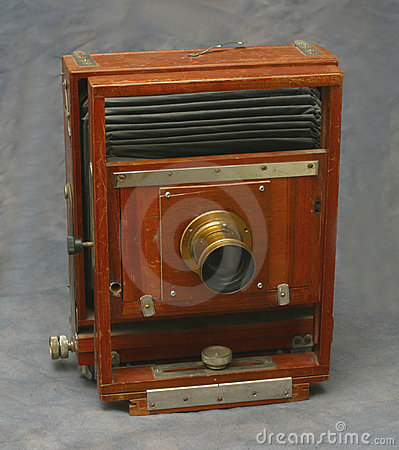 Free 5X7 Wooden View Camera Stock Photos - 69283