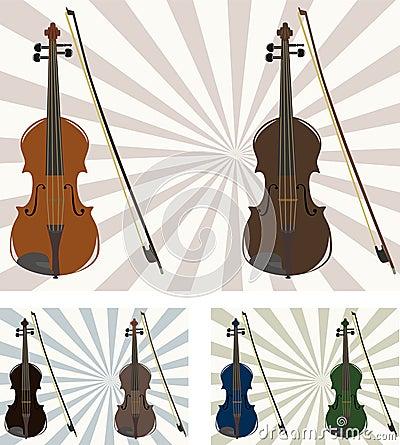 6 violins