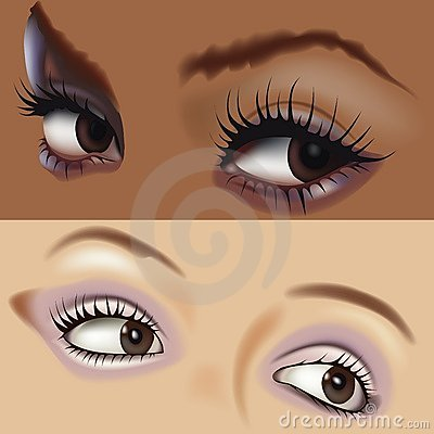 6 VOL. глаз