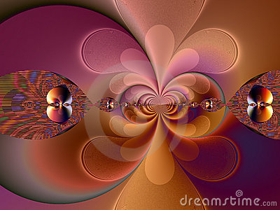 60 s Style Fractal