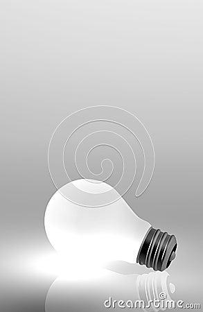 Free 60 Watt Light Bulb Stock Photos - 2902113