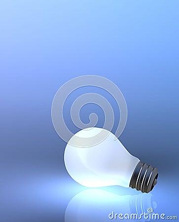 Free 60 Watt Light Bulb Stock Photo - 2902120