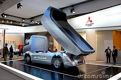 62nd IAA Commercial Vehicles Fair Editorial Photography