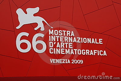 The 66th Venice International Film Festival Editorial Stock Image