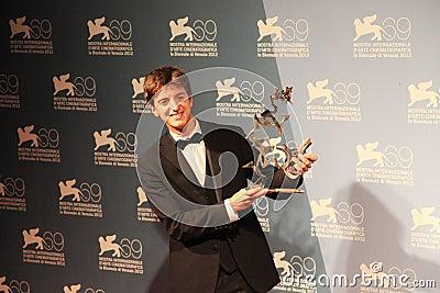 69th Venice Film Festival Editorial Stock Image