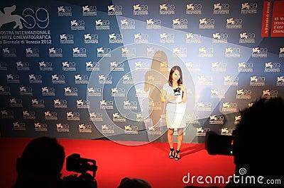 69th Venice Film Festival Editorial Photo