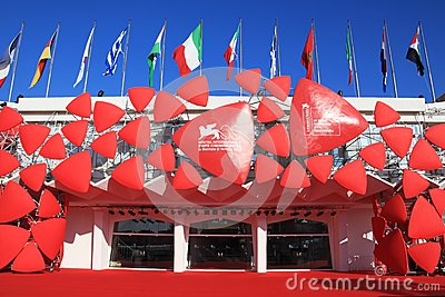 69th Venice Film Festival Editorial Stock Image