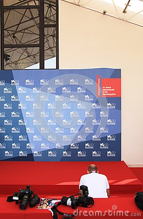 69th Venice Film Festival Editorial Photography