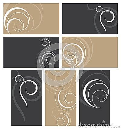 Free 7 Elegant Floral Backgrounds Stock Images - 6348034