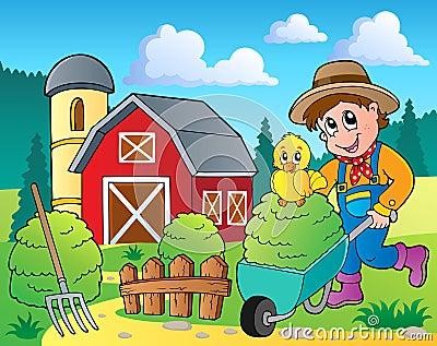 7 wizerunku rolny temat