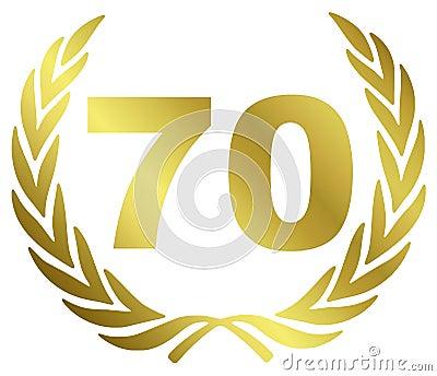 70 Anniversary