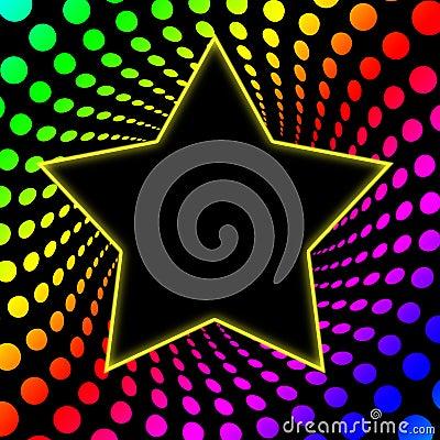 70 s Superstar Rainbo Twirl