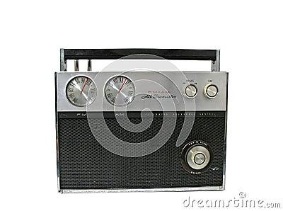 70s收音机