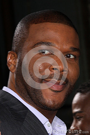 Tyler Perry Editorial Stock Image