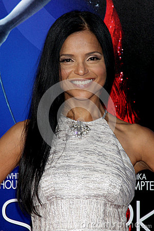 Victoria Rowell  Editorial Stock Image