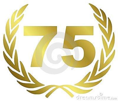 75 Anniversary