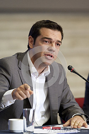 Free 77 Tif Alexis Tsipras Royalty Free Stock Photo - 27704255
