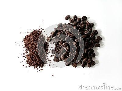 8 σειρές καφέ
