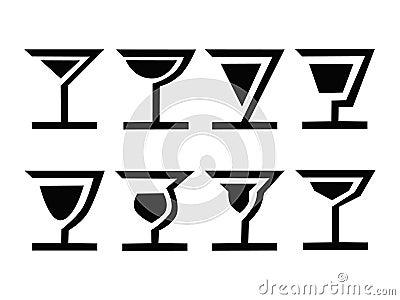 8 коктеилов