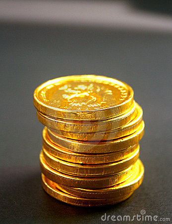 8 монеток
