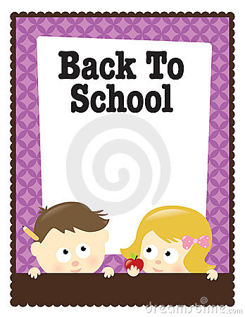 8.5x11 Back To School flyer (boy/girl)