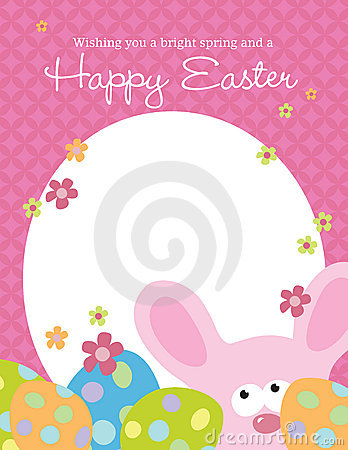 Free 8.5x11 Easter Flyer Stock Photos - 10325263