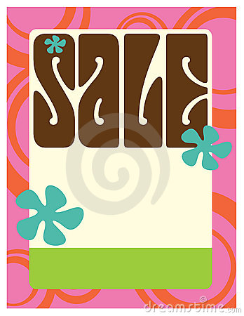 8.5x11 Sale Flyer/Poster