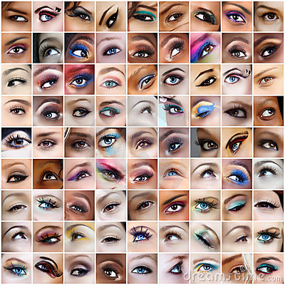 81 illustrations de yeux.