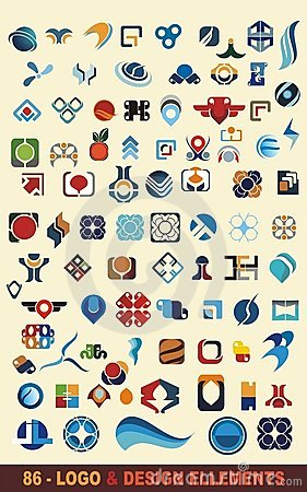 86 vector logo designs