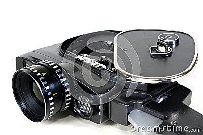 8mm antique camera