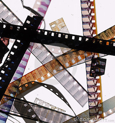Free 8mm Film Bits Stock Photography - 482122
