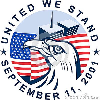 9-11 american memorial 2001